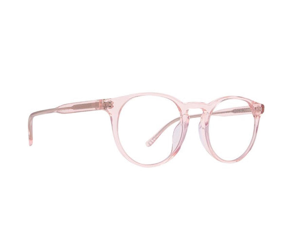 Sawyer Blue Light Lens Rose Gold Crystal
