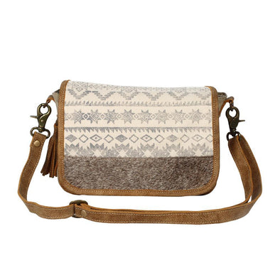 Flap Top Small and Cross Body Bag