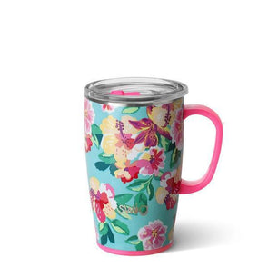 18oz. Mug Island Bloom