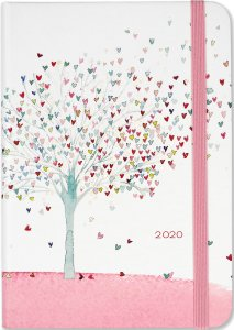 Tree of Hearts 16 Month Planner