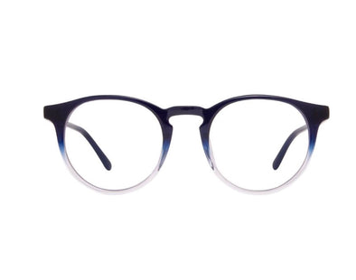 Sawyer Blue Light Lens Navy Ombre