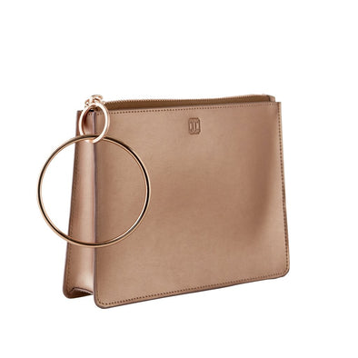 Rose Gold Big O Bracelet Bag