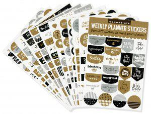 Weekly Planner Stickers