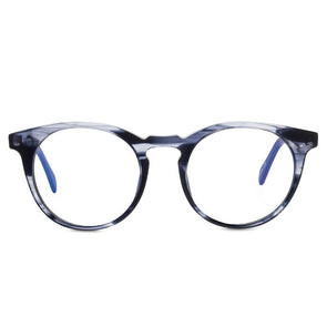 Charlie Blue Light Glasses Grey Slate