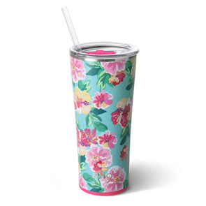 Island Bloom 22oz. Tumbler
