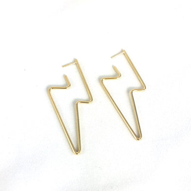 Thunder~ Earrings