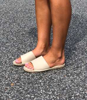 Vacation Sandal Nude