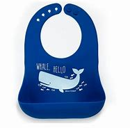 Whale Hello Wonder Bib