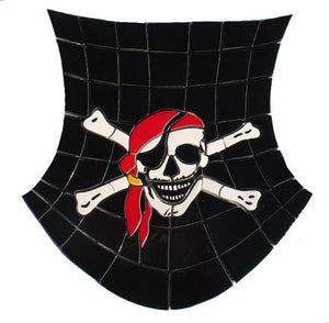 Shield - Skull & Crossbones