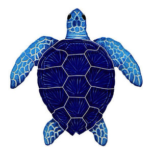 #2068 Loggerhead Turtle Small Blue
