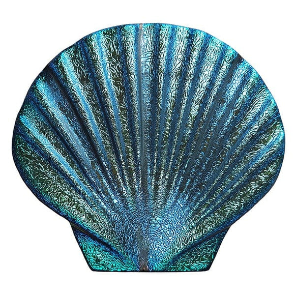 Step Marker Swimming Pool Mosaic Tile | Caribbean Fusion Seashell Tile