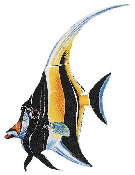 #3340 Moorish Idol Small
