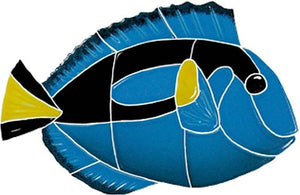 Regal Tang Fish Swimming Pool Mosaic Tile | Regal Tang Fish Pool Tile