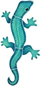 Gecko - Swimming Pool Mosaic Tile