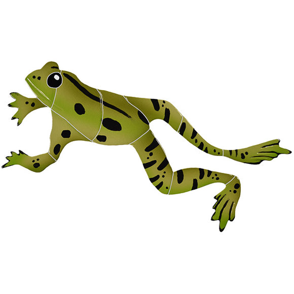 Leaping Frog - Swimming Pool Mosaic Tile