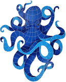 Octopus - Swimming Pool Mosaic Tile