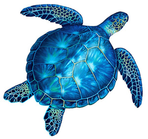 Sea Turtle - Swimming Pool Mosaic Tile