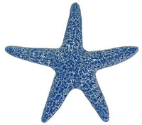 "Starfish - 5"" - Seven Colors - Not flat will protrude above pool surface"
