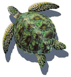 #3326 Sea Turtle Small Shadow