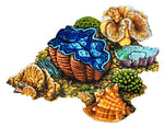 #3396 Coral Reef Section D