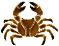 #3140 Crab Brown Small