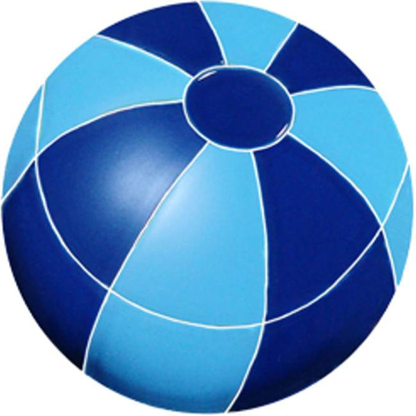 #1029 Beach Ball Small Blue