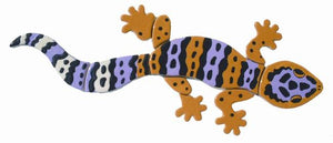 Gecko Swimming Pool Mosaic Tile | Leopard Geckos Tile