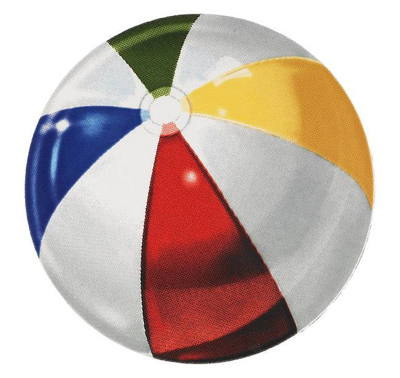 Beach Ball Swimming Pool Mosaic Tile | Beach Ball Tile