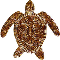 #3018 Loggerhead Turtle Baby Brown