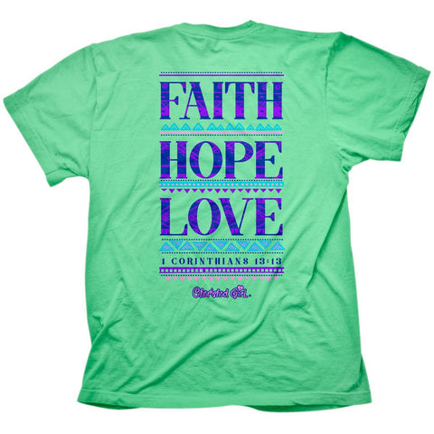 Faith Hope Love T-Shirt ™