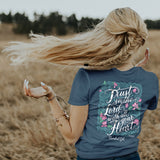 Cherished Girl® Womens T-Shirt Trust In The Lord