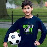Don't Quit Youth Kerusso ACTIVE® Long-Sleeve T-Shirt ™
