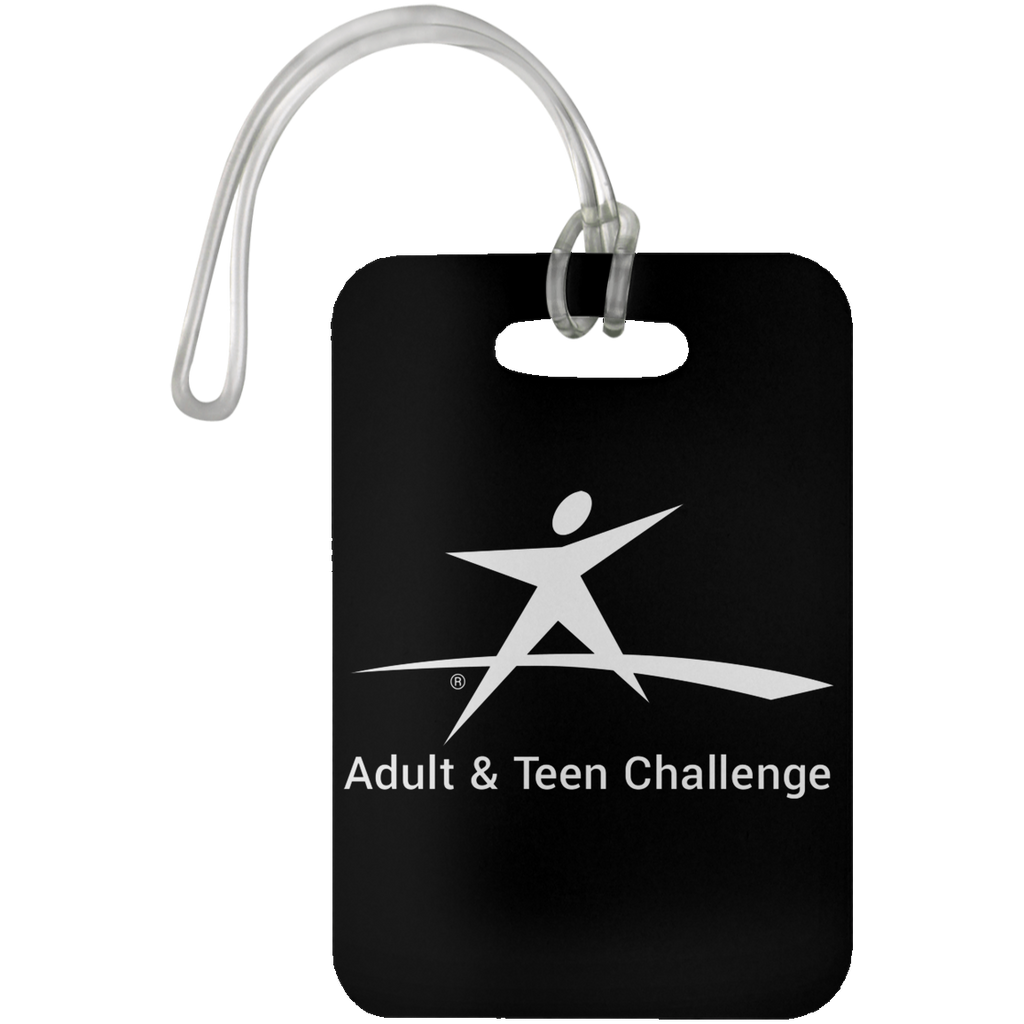 Teen Challenge USA - Luggage Tag - Logo Gear