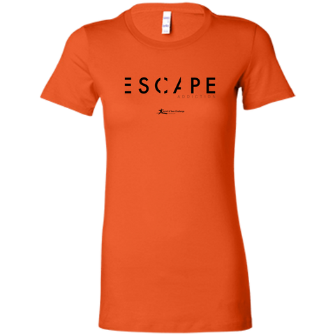 TC - Escape - Ladies Adult T - Orange
