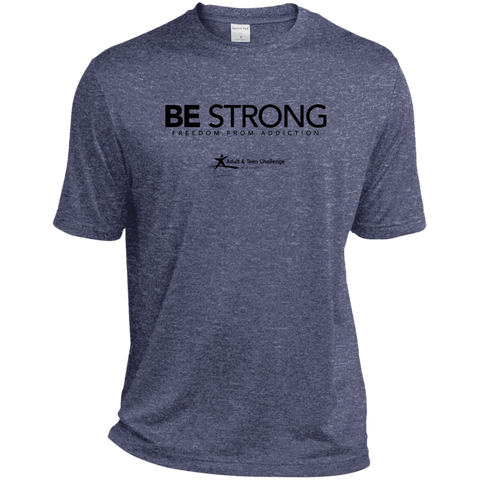 TC - Be Strong - Adult T - Blue