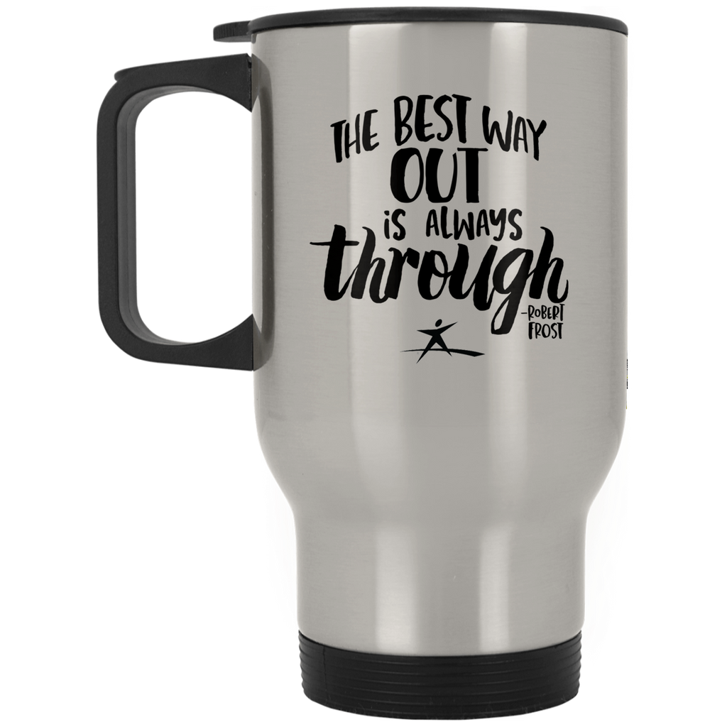 Teen Challenge USA - Stainless Travel Mug - Best Way