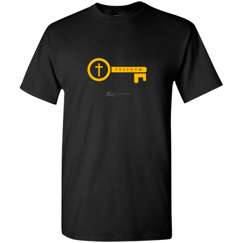 TC - Key - Adult T - Black