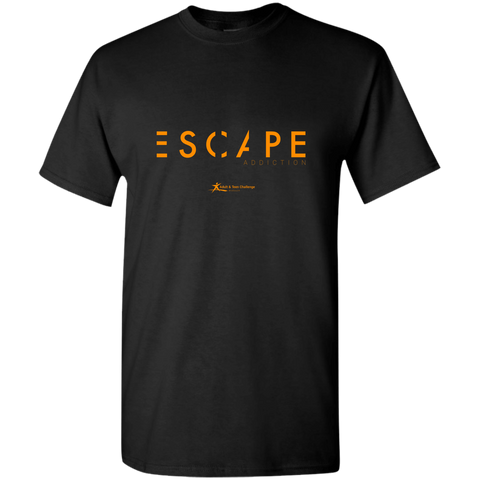 TC - Escape - Adult T - Black