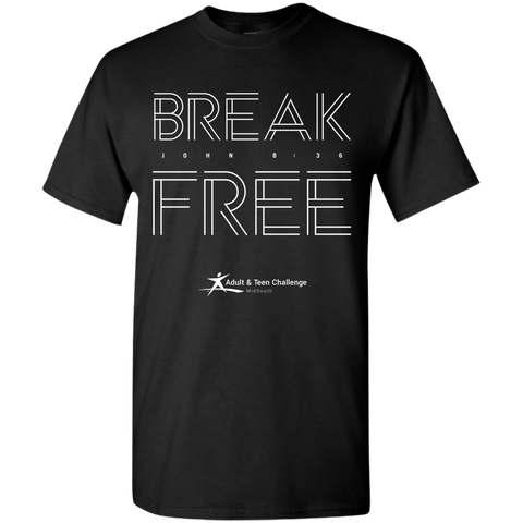 TC - Break Free - Adult T - Black