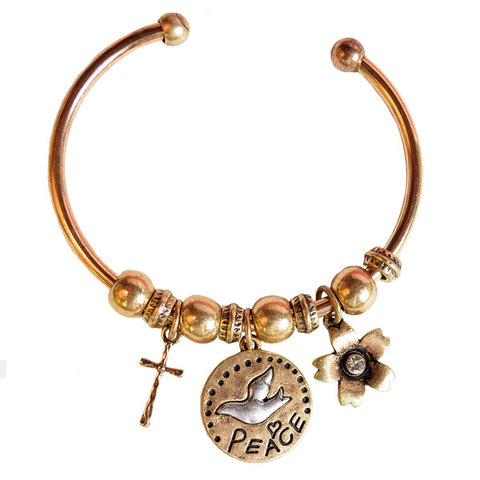 Faith Gear® Women's Bracelet - Peace