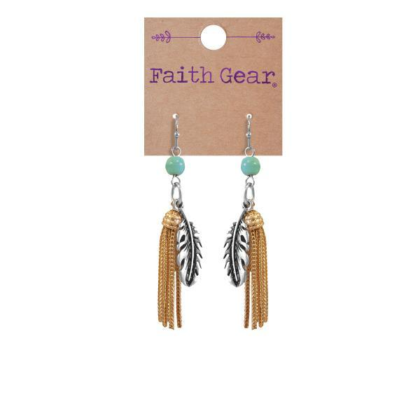 Feathers Women's Earrings