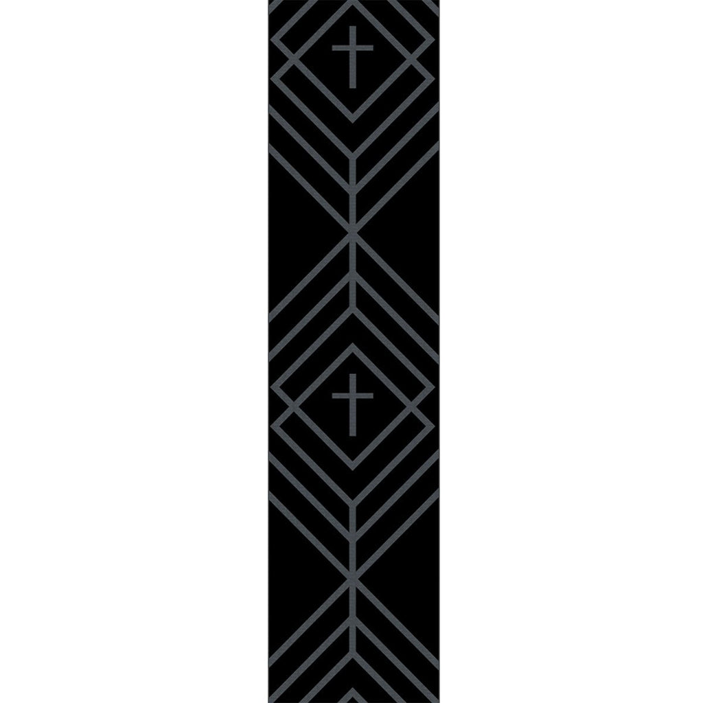 Kerusso® Diamond Cross Guitar Strap