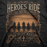 Heroes Ride Adult T-Shirts ™