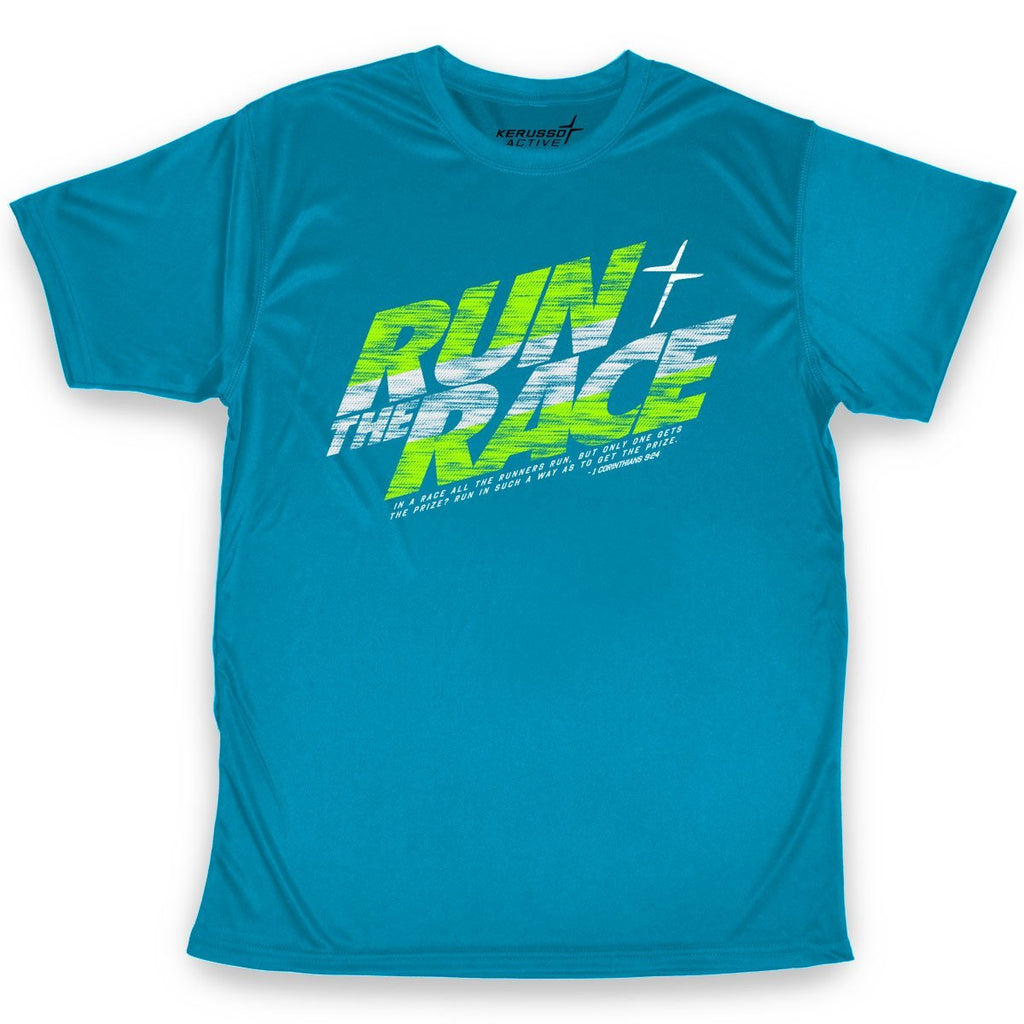 Run the Race Adult Kerusso ACTIVE® T-Shirt ™