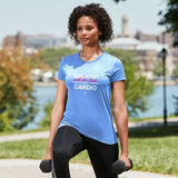 Kerusso ACTIVE® Womens T-Shirt Cardio
