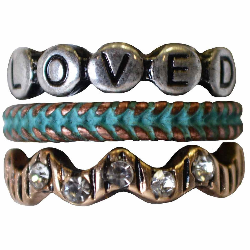 Loved Women's Ring