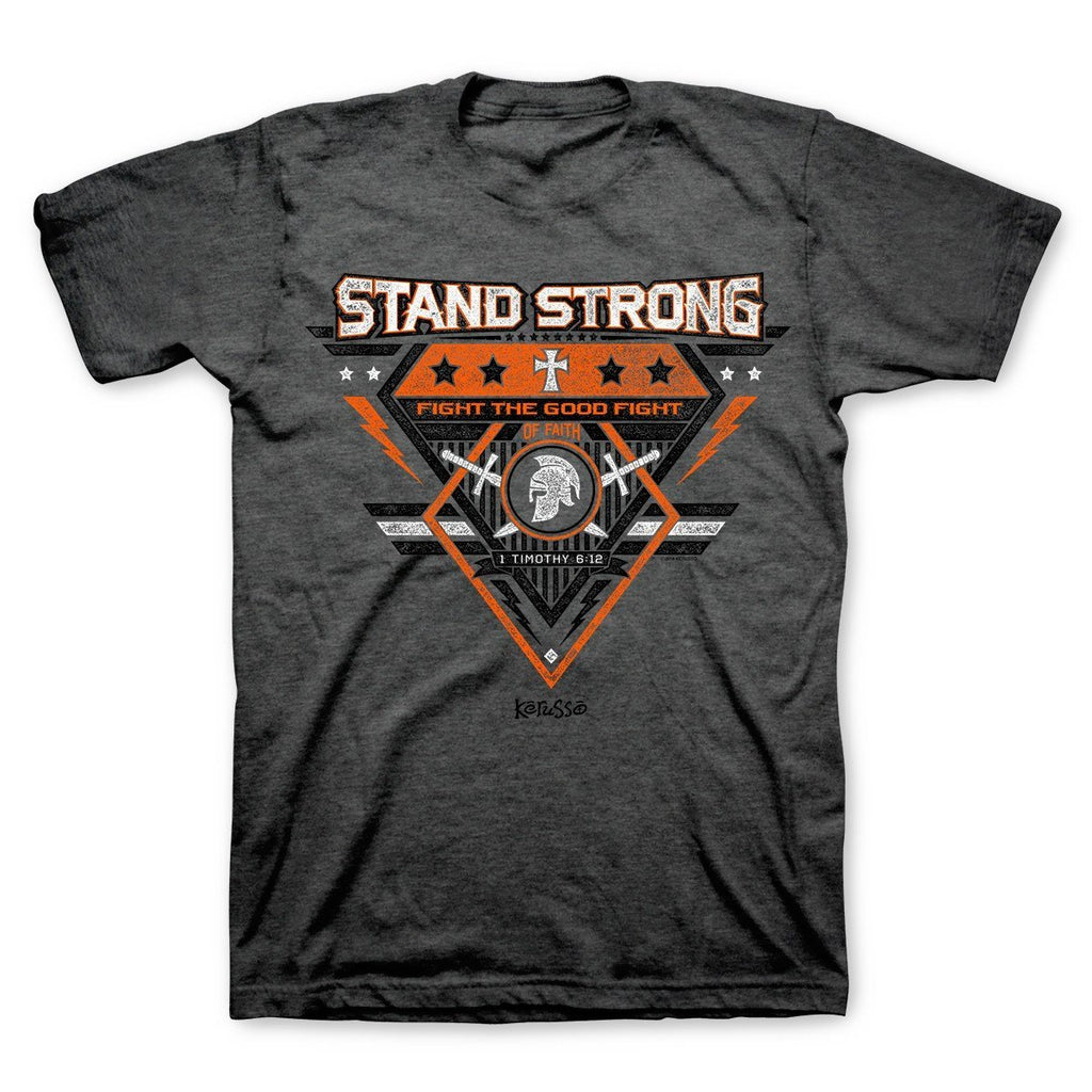 Stand Strong Christian T-Shirt ™