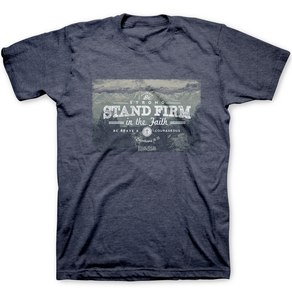 Stand Firm Adult T-Shirt