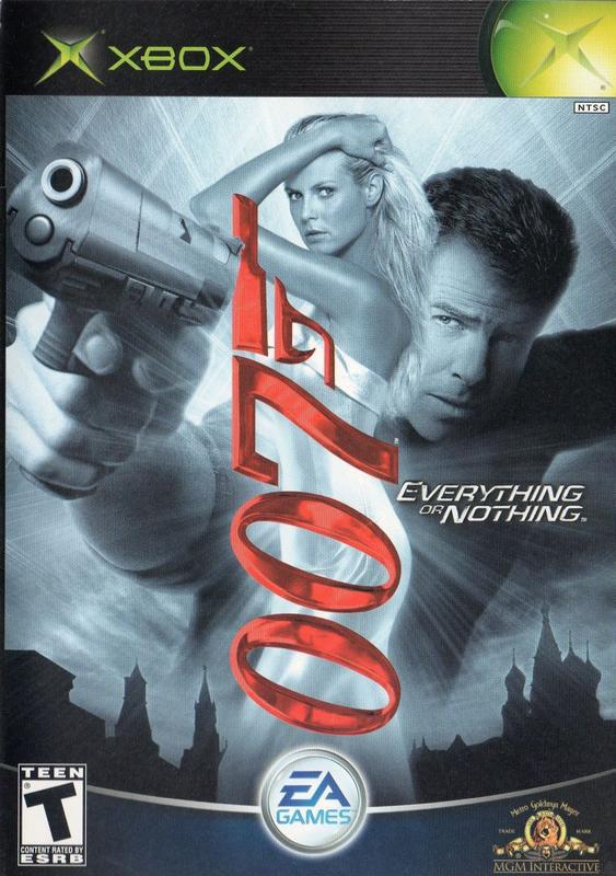 007 Everything or Nothing - Xbox