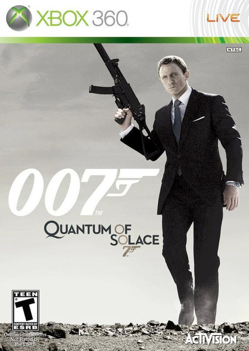 007 Quantum of Solace - Xbox 360